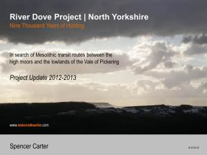 River Dove Project