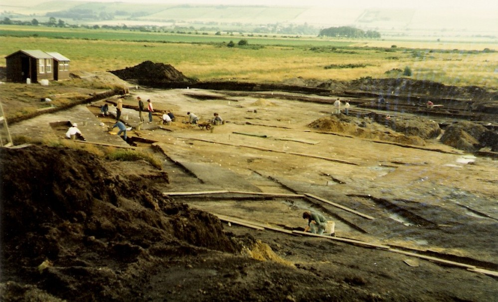 Digging Seamer Carr 1985-6 | A few Mesolithic Memories of VP85 (1/4)