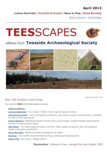 TEESSCAPES