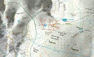 3D Terrain Map | Km squares