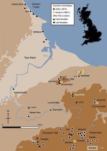 Mesolithic Tees Basin