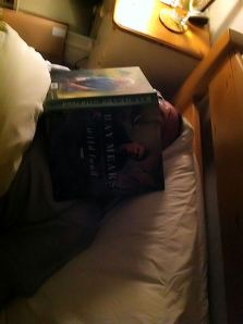 In bed with Ray Mears