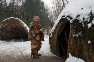 Mesolithic winter