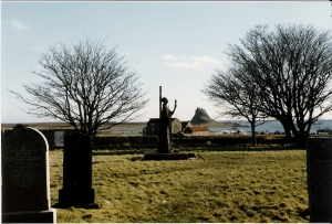 Holy Island | Durham University Archaeology fieldtrip 1985