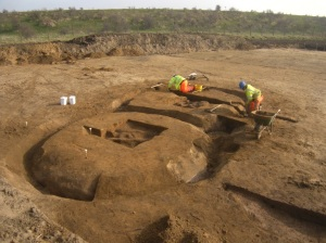 NAA Excavations at Greatham Creek