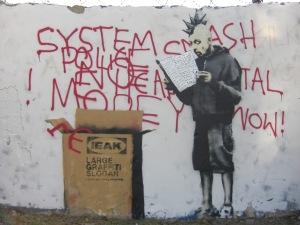 Punk-Banksy