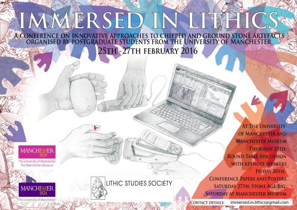 Immersed-in-Lithics-Poster